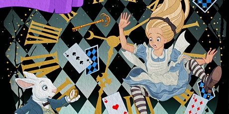 Alice in Wonderland performed by the Northumberland Theatre Company tickets