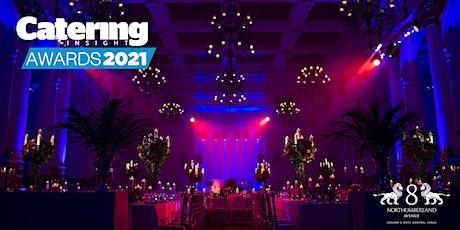 Catering Insight Awards 2021 tickets