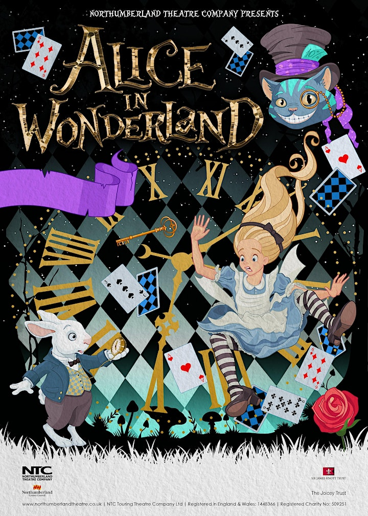 Alice in Wonderland performed by the Northumberland Theatre Company image