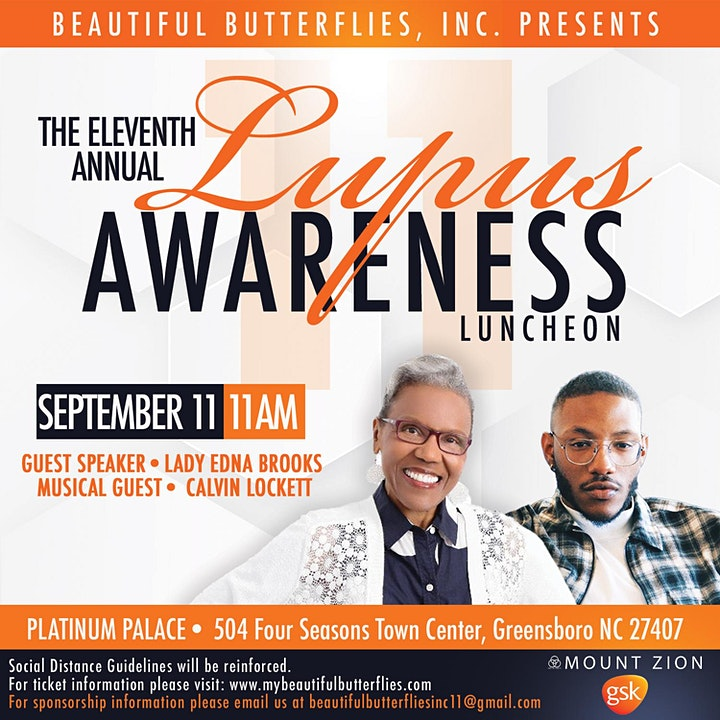 11th Annual Lupus Awareness Luncheon image