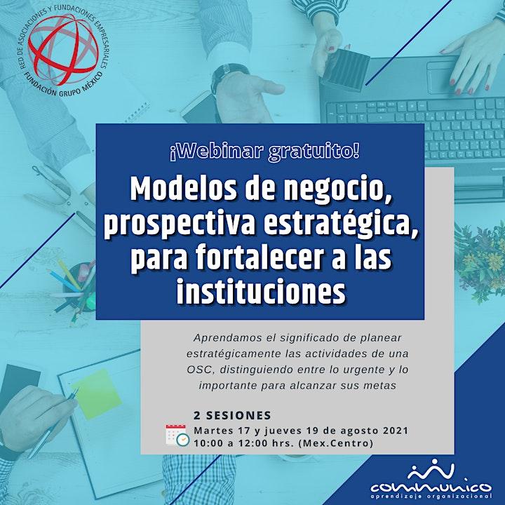 Imagen de Modelos de negocio, para fortalecer a las instituciones