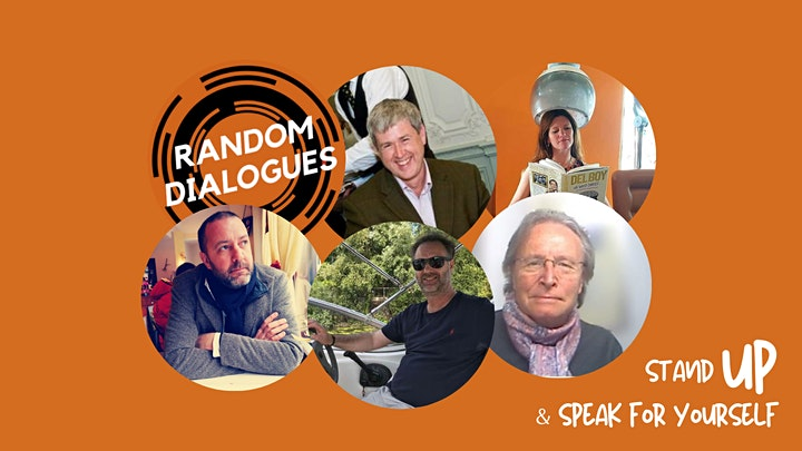 """Random Dialogues """"Stand UP & Speak For Yourself"""" September Event #21 image"""