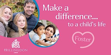 Hillingdon Online Fostering Information Event tickets