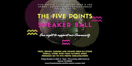 Five Points Sneaker Ball tickets