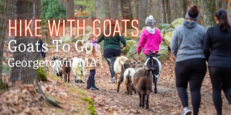 Halloween Hike with Goats tickets