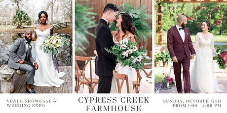 Cypress Creek Farmhouse Venue Showcase & Wedding Expo tickets
