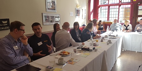 #BusComm Wellingborough Business Networking Meeting - Face-to-face tickets