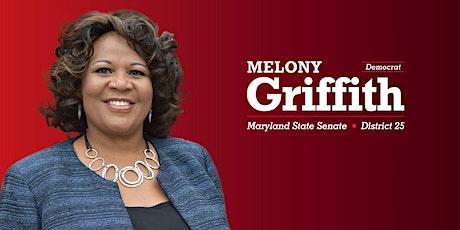 Senator Melony Griffith Breakfast tickets