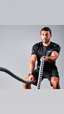 FREE HIIT workout with Juan from Neon Strength tickets