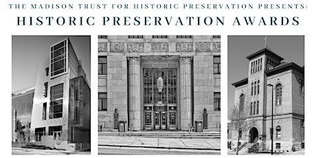 2020/2021 Historic Preservation Awards tickets