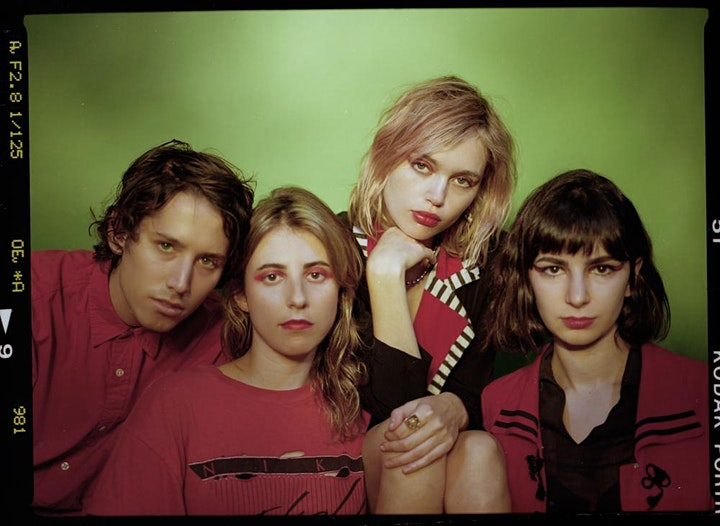 Shannon & The Clams with The Paranoyds, Lucky Baby Daddy image
