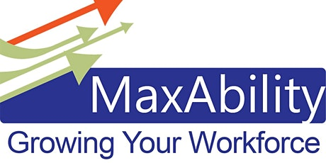 MaxAbility Disability Inclusion Education Session and Career Fair tickets