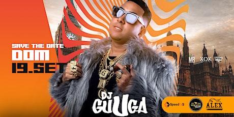 DJ Guuga em Londres tickets