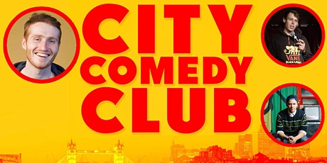 CITY COMEDY CLUB: 24 SEPTEMBER tickets