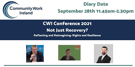 Not Just Recovery? Reflecting and Reimagining: Rights and Resilience tickets