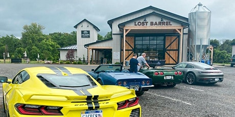 Lost Barrel Brewing Cars & Coffee tickets