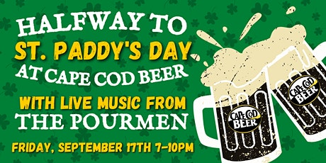 Halfway to St. Patrick's Day with The Pourmen! tickets