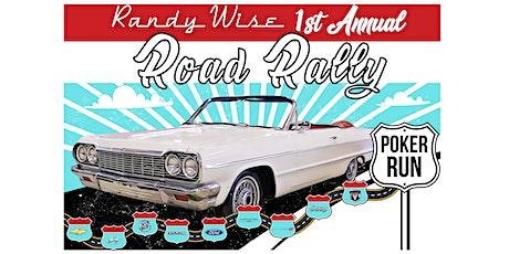 Randy Wise Road Rally Poker Run tickets