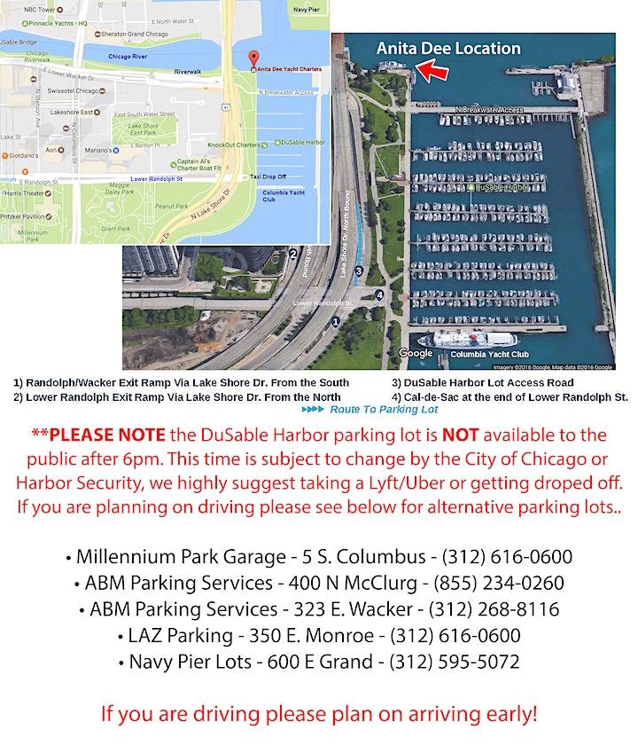 Booze Cruises on Lake Michigan aboard Anita Dee II image