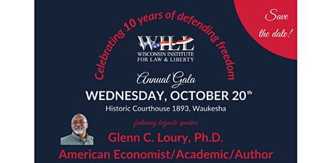 WILL 10th Anniversary Gala Featuring Dr. Glenn Loury tickets