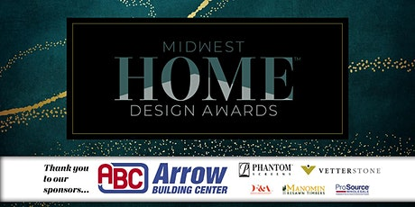 2021 Midwest Home Design Awards tickets