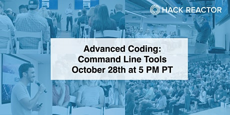Advanced Coding: Command Line Tools tickets