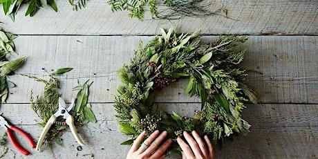 Women's Natural  Advent Wreath Workshop tickets