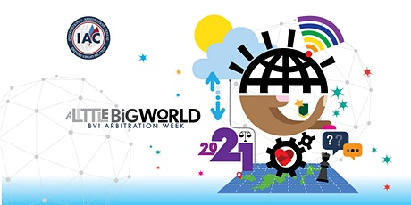 """All Remote Access-BVI Arbitration Week  2021: """"A Little Big World"""" tickets"""
