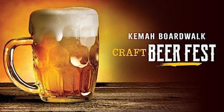 Kemah Boardwalk - Fall Beer Fest tickets