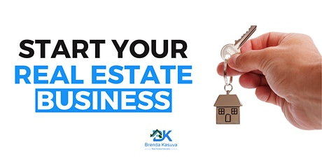 Start a Real Estate Career in Maryland. Presented by Brenda Kasuva tickets