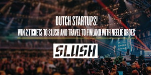 Pre-SLUSH pitching competition