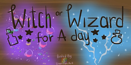 Witch/Wizard For A Day tickets