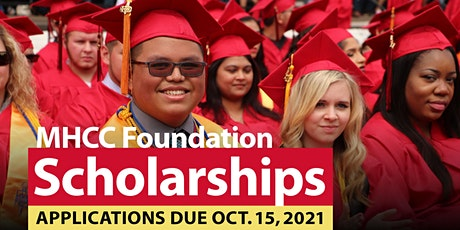 MHCC Scholarship Info Sessions - Summer/Fall 2021 tickets