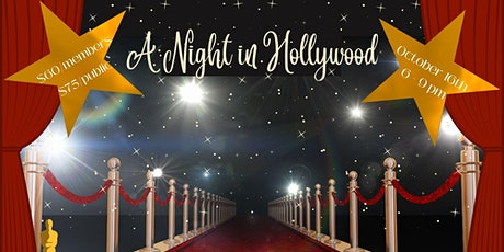 A Night in Hollywood: a Museum of North Idaho Benefit Gala tickets