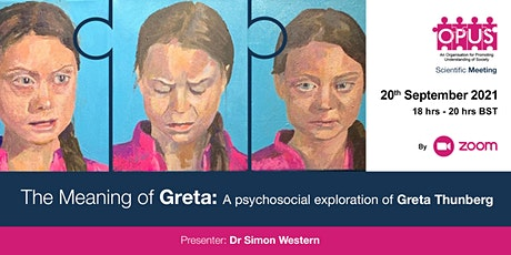 OPUS Scientific Meeting: The Meaning of Greta tickets