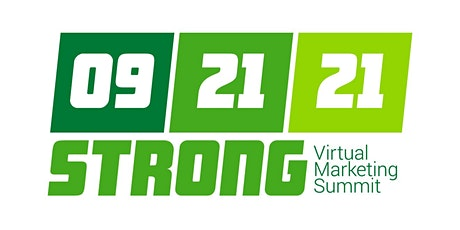 STRONG Virtual Marketing Summit tickets