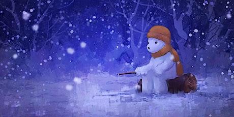 Family Activity Night: Glaze & Paint - Polar Bear | Grab & Go Bags tickets