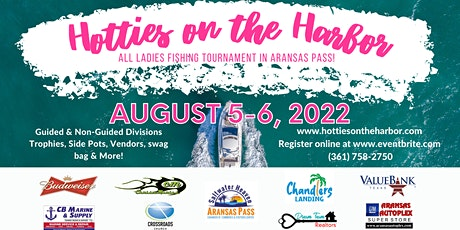 9th Annual Hotties on the Harbor - All Ladies Fishing Tournament tickets
