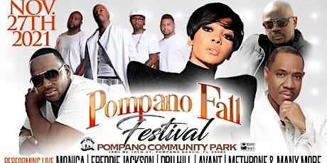 Pompano Fall Festival tickets