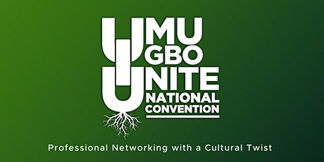 2022 Umu Igbo Unite Annual Convention (Online Registration) tickets