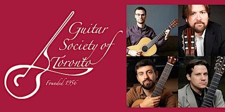 Canadian Guitar Quartet (Canada) - Classical Guitar Concert tickets