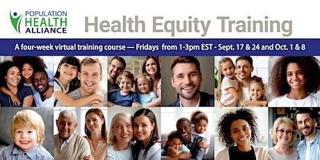 Health Equity & Racial Trainings tickets