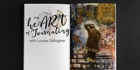 The heART of Journaling tickets