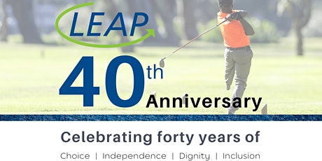 40th Anniversary Celebration and Golf Benefit tickets