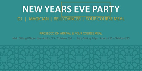 New Years Eve Party Southampton 2021 tickets