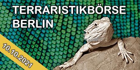Terraristikbörse Berlin - Oktober 2021 Tickets