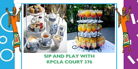 Virtual Brunch - Sip and Play with Court 376 tickets