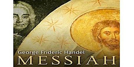 Roanoke College Choir presents Handel's MESSIAH tickets