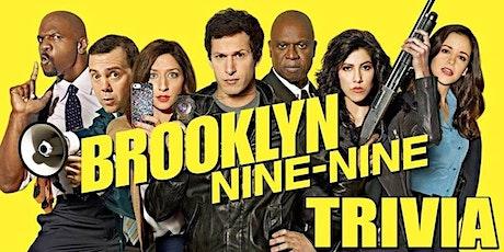 Brooklyn Nine-Nine Trivia Night at The Barley Mill Brew Pub, Penticton! tickets