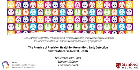 Precision Mental Health & Wellness Anniversary Symposium tickets